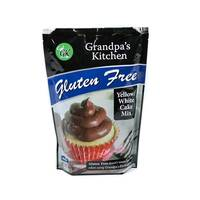 Grandpa's Kitchen Gluten-Free Yellow/White Cake Mix