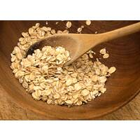 Organic Regular Rolled Oats 50 LB