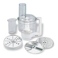 Food Processor Attachment for BOSCH Mixer