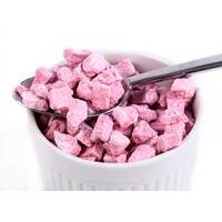 Freeze Dried Strawberry Yogurt Bites