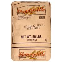 Whole Grain Rye 50 LB